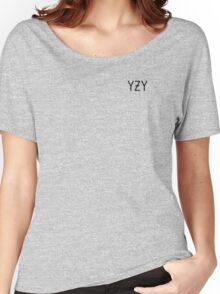 YZY Women's Relaxed Fit T-Shirt