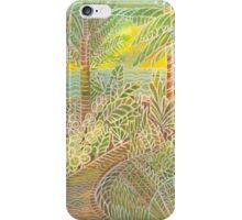 Path To The Beach iPhone Case/Skin
