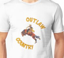 Outlaw Country, Woo! Unisex T-Shirt