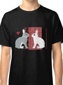 Somebunny Loves You Classic T-Shirt