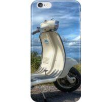 Lambretta Li 150 Series 2 iPhone Case/Skin