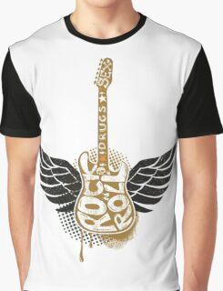 Sex, drugs and rock n' roll. Graphic T-Shirt