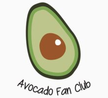 Avocado Fan Club One Piece - Short Sleeve