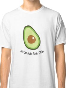 Avocado Fan Club Classic T-Shirt