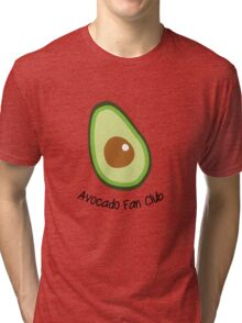 Avocado Fan Club Tri-blend T-Shirt