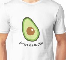 Avocado Fan Club Unisex T-Shirt