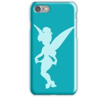 Light Turquoise Tink iPhone Case/Skin