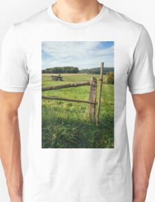 Wooden Meadow Fence T-Shirt