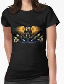 Diaspora Womens Fitted T-Shirt