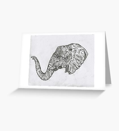 Heffalumps and Wheezes Greeting Card