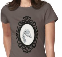 'Til Death...HERS Womens Fitted T-Shirt