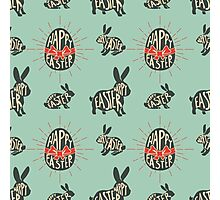 easter rabbits Photographic Print