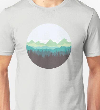 Mountain Air Unisex T-Shirt