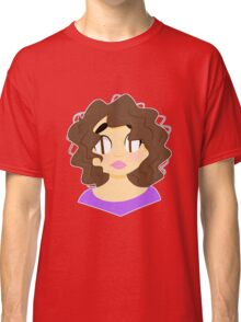 Curly Chick Classic T-Shirt