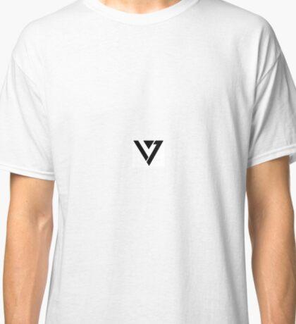 Seventeen Logo Classic T-Shirt
