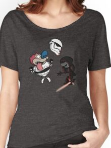 Kylo Ren n' ST-1MPY Women's Relaxed Fit T-Shirt