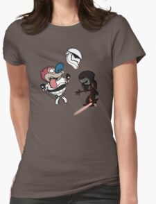 Kylo Ren n' ST-1MPY Womens Fitted T-Shirt