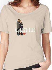 Castle and Beckett Women's Relaxed Fit T-Shirt