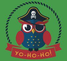 Yo-ho-ho!  Kids Tee
