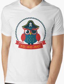 Yo-ho-ho!  Mens V-Neck T-Shirt