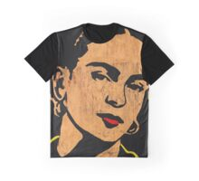 Frida Kahlo-2 Graphic T-Shirt