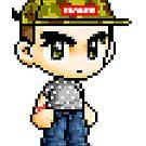 Pixel Hypebeast  by Chigadeteru