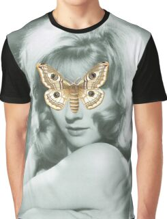 Moth girl  Graphic T-Shirt