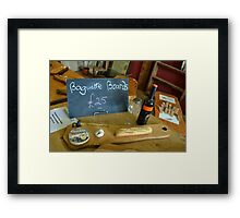 Cheese and Wine not included......... Framed Print