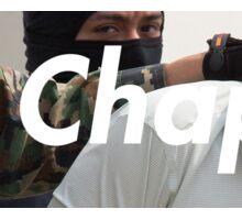 El Chapo Box Logo Sticker