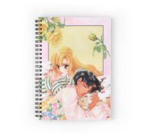 Anthy&Utena x Sleep Spiral Notebook
