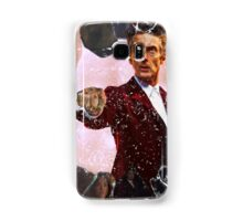 Doctor Who: Series 9 Ultimate Poster Samsung Galaxy Case/Skin