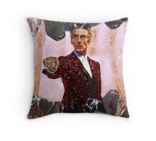 Doctor Who: Series 9 Ultimate Poster Throw Pillow