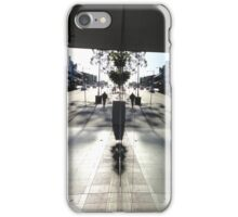Window Reflection,Top Ryde,Australia 2014 iPhone Case/Skin