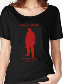 Spec Ops: The Line Women's Relaxed Fit T-Shirt