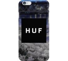 H U F - Phone Case (White / Blue) iPhone Case/Skin