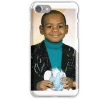 LeBron James (Kid) iPhone Case/Skin
