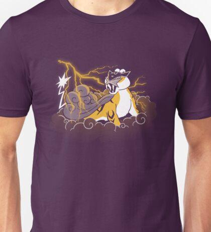 Thunder Dog Unisex T-Shirt