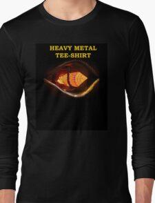 Heavy Metal Tee Shirt Long Sleeve T-Shirt