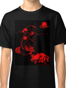 Geisha at Midnight Classic T-Shirt
