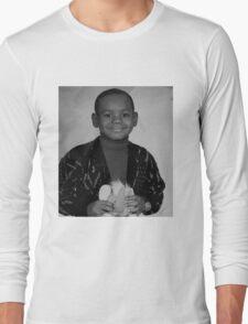 LeBron James (Kid BW) Long Sleeve T-Shirt