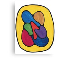 Colorful Cell Canvas Print