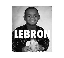 Lebron James (LeBron) Photographic Print