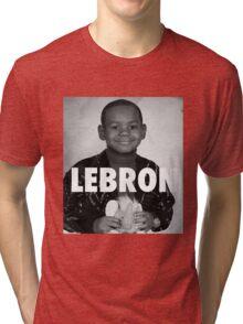 Lebron James (LeBron) Tri-blend T-Shirt