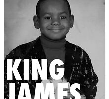 Lebron James (KING JAMES) by iixwyed