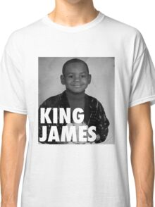Lebron James (KING JAMES) Classic T-Shirt