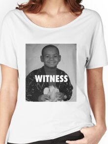 LeBron James (Witness) Women's Relaxed Fit T-Shirt