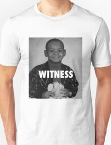 LeBron James (Witness) T-Shirt