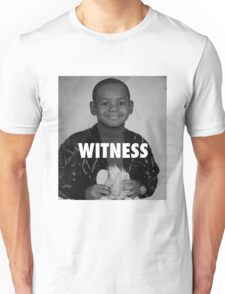 LeBron James (Witness) Unisex T-Shirt