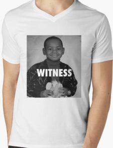 LeBron James (Witness) Mens V-Neck T-Shirt