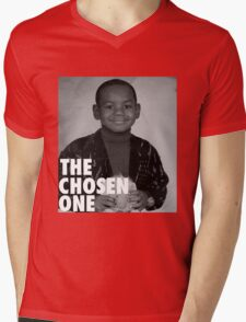 LeBron James (The Chosen One) Mens V-Neck T-Shirt